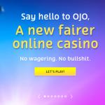 iGaming评选年度最佳在线赌场!产业新星PlayOJO!