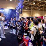 吸睛扭蛋机进驻,AI彩票在G2E Asia 营销出奇招!