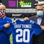 Draftkings与纽约巨人队达成合作,股价逆市上涨