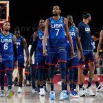 王者落难!美国队奥运首战意外输给法国 篮坛霸主地位不保?